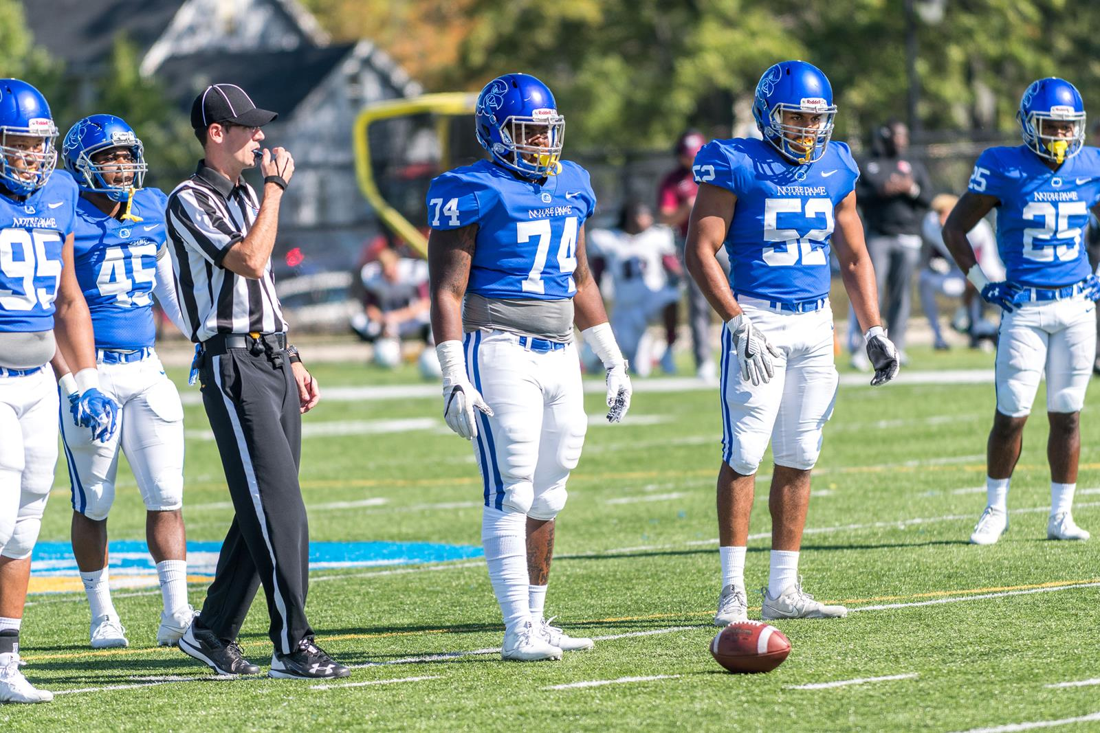 Falcons Remain No 8 In Region Rankings Notre Dame College Athletics