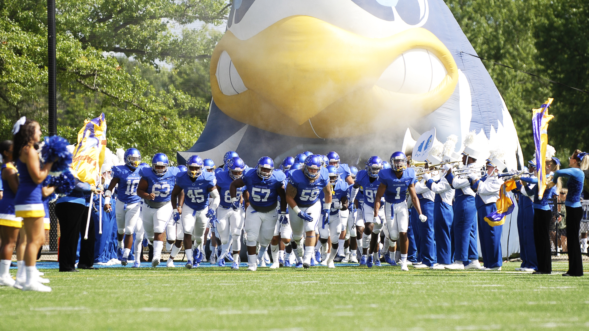 7b99e37a0 Football hosts Second Round NCAA Playoff game - Notre Dame College ...