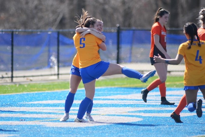 Women's Soccer Is Headed to MEC Championship Game After Shootout Win - Notre Dame College Athletics